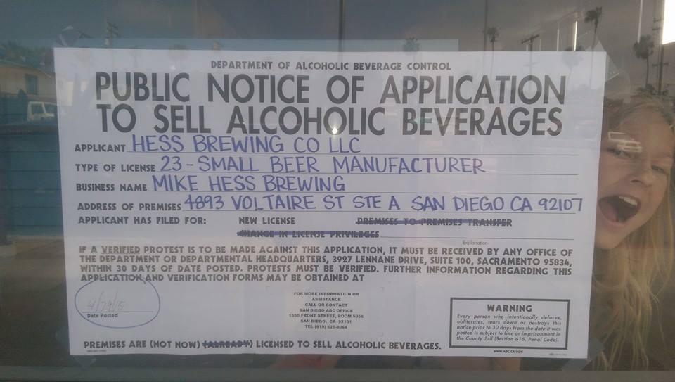Look what we have been keeping secret! It is no longer a secret now that the sign is up. #OceanBeach we are in you!!! http://t.co/WldUhj8gu1
