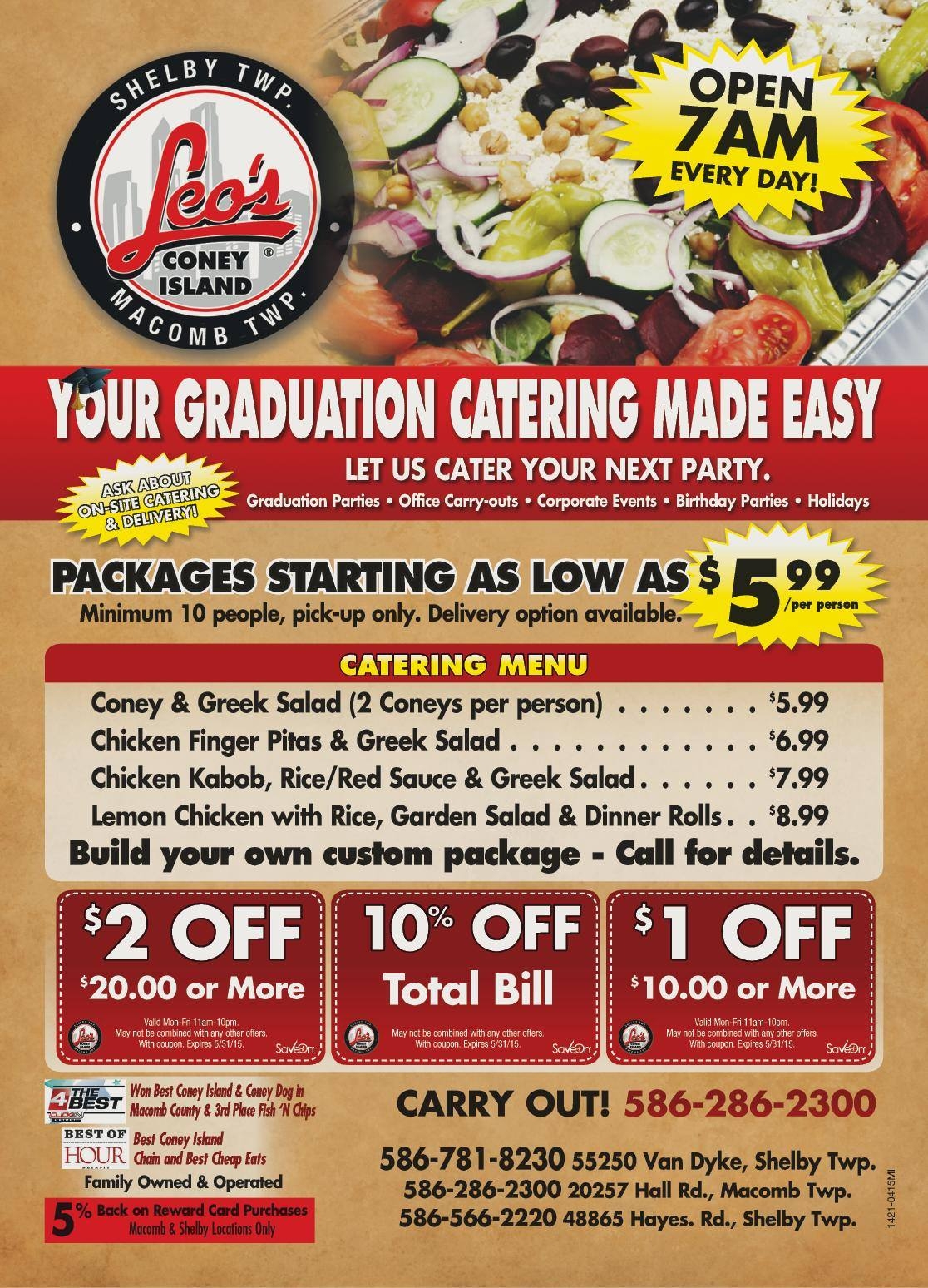 image regarding Papa Vinos Coupons Printable named Leos coney island discount coupons macomb : Spongebob discount coupons
