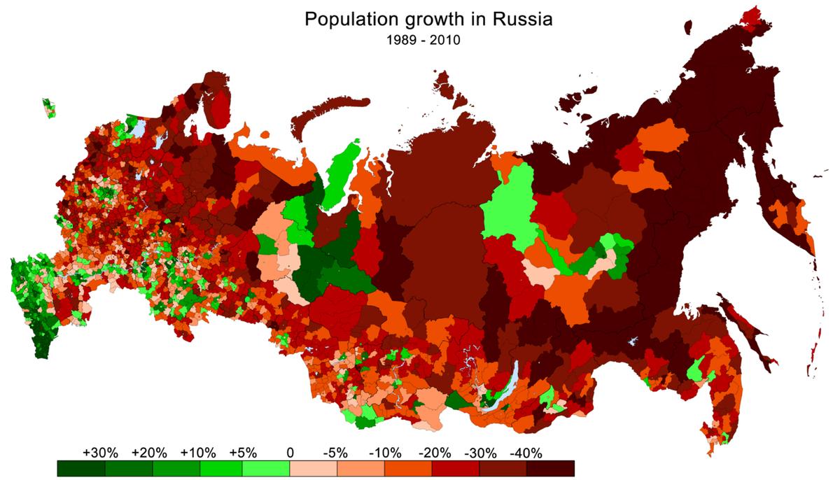 JsusFromMars on Twitter Russian population growth 1989