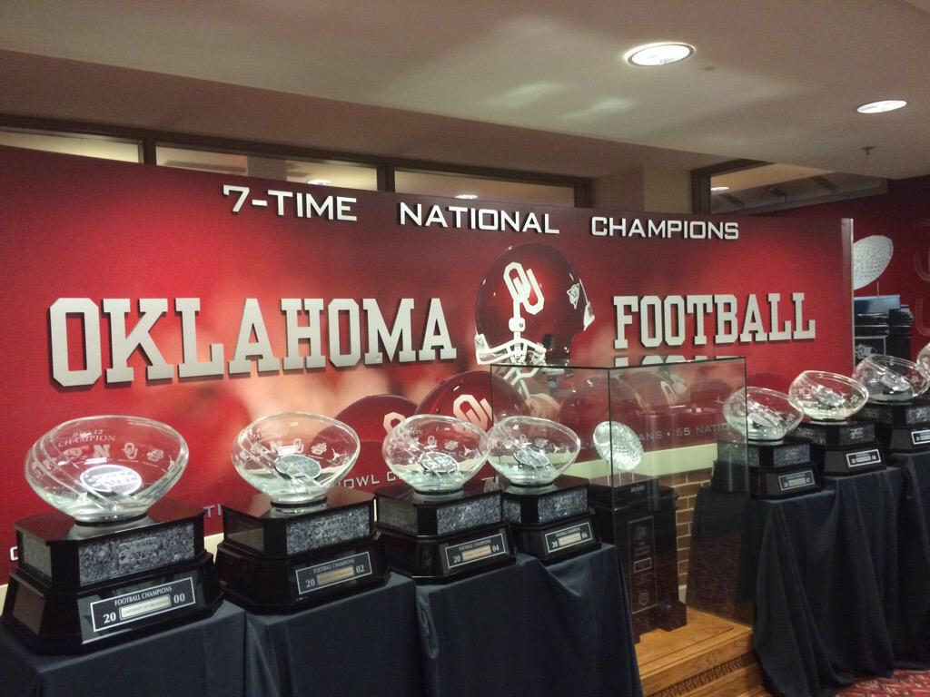 Oklahoma Football On Twitter You Can Talk About Or You