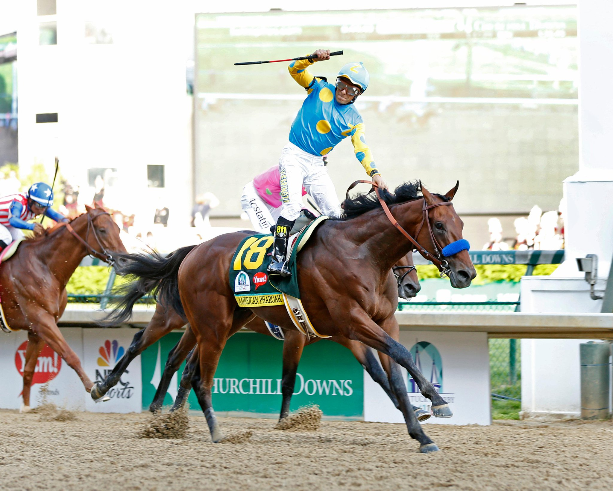 American Pharoah – Kentucky Derby 2015