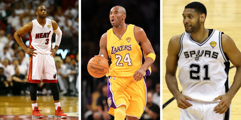 For the first time since 1998, an NBA finals will be without Kobe Bryant, Dwyane Wade, or Tim Duncan. http://t.co/tWKGOY4L57