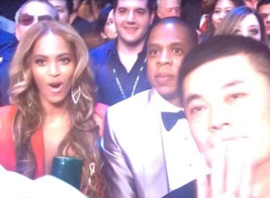 Beyonce's face says it all! #MayPac http://t.co/pCvdMTJvfa