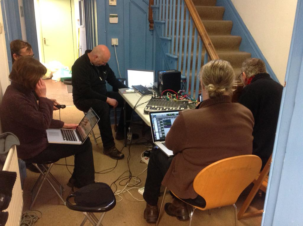 Last bit of our #REVEIL soundcamp - a live mix of recordings made on Walney yesterday: http://t.co/bFA7lLKcK0 http://t.co/x0Gx6f1Lpm