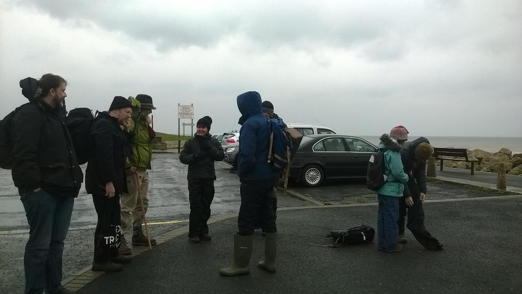 Now playing sounds from yesterday's rainy sound walk w/ Lee Patterson and Helmut Lemke #REVEIL http://t.co/cvAkrrE6wV