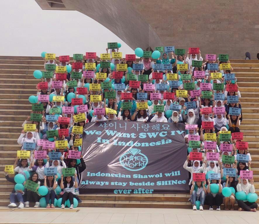 Daebak ini #WeWantSWCIVINA project shawols INA  http://t.co/HgbzMsSpEc