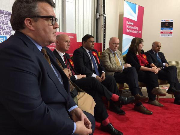 What the hell! Gender segregation at Birmingham Labour Party hustings! Was it choice or was it pressure? http://t.co/NvgfmuZF77