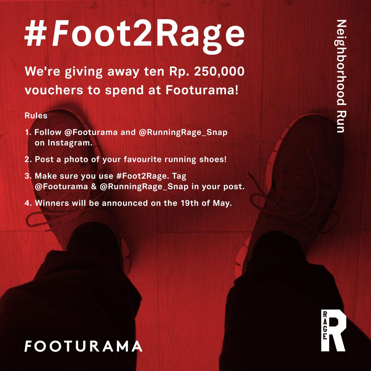 foot2rage hashtag on Twitter