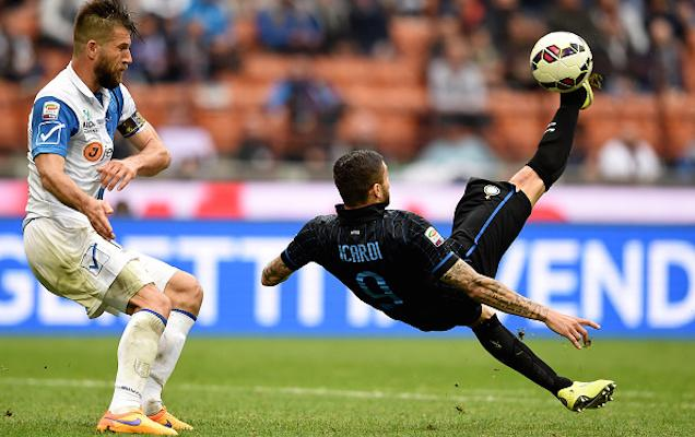 Risultati della 34a giornata del campionato italiano di calcio di serie A