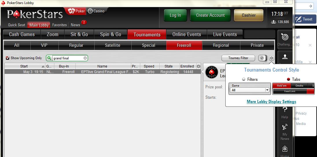 poker online para ubuntu