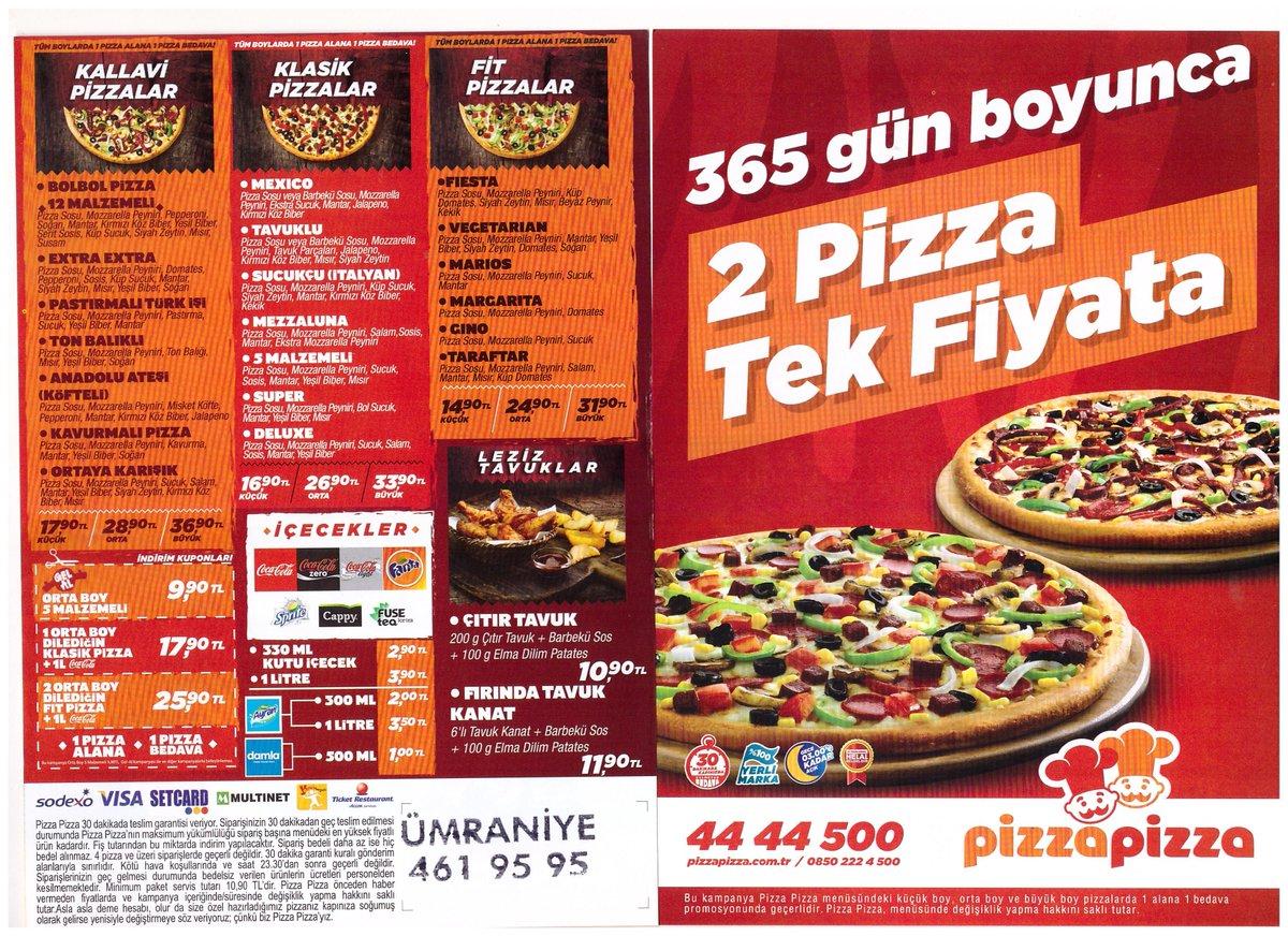 ümraniyepizzapizza At Pizzapizzaumr Twitter