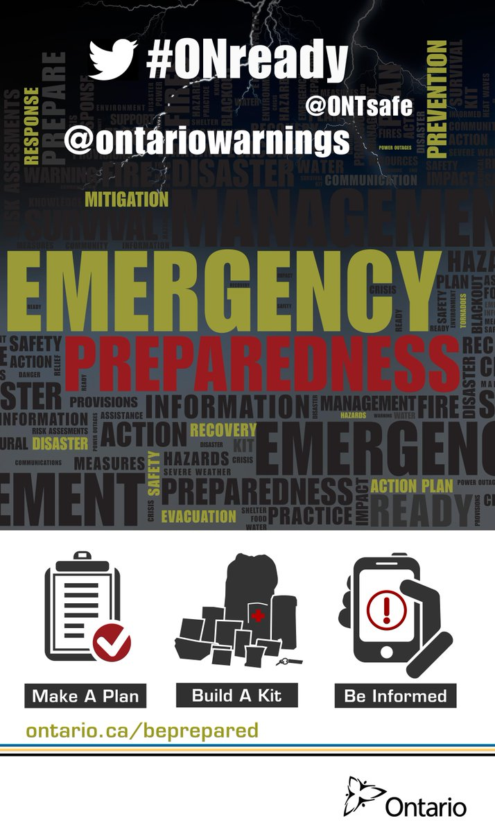 Emergency Preparedness Week begins today. Learn how to be resilient. http://t.co/yKXkdOOUBn #EPweek #ONready http://t.co/9xY9VjdOrh