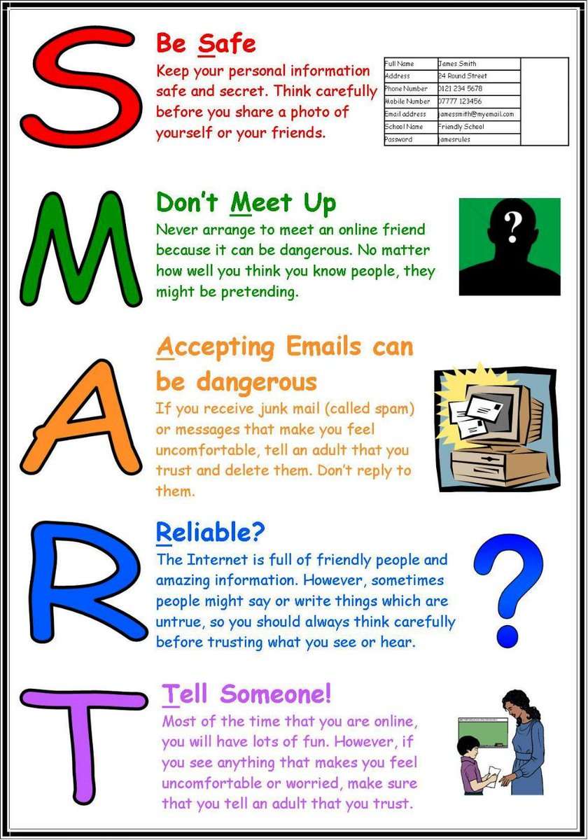Safe online tips staying 5 Online