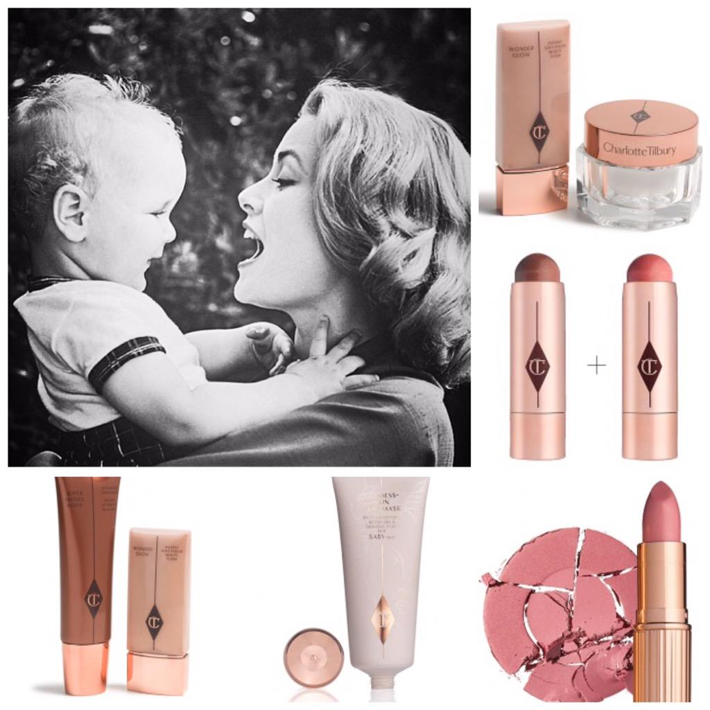 Don't forget it's Mothers Day in the USA on Sunday 10th May! - http://t.co/oLbuhH7nB9 #charlottetilbury #mothersday http://t.co/0KZTiy3GbC