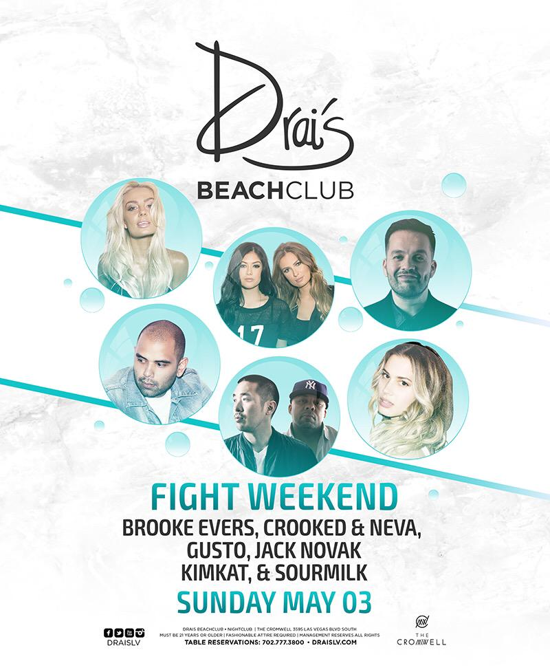 Guys vs Gals today @DraisLV w/my @SkamArtist fam @DJNeva @DJGusto81 @DJSourmilk @BrookeEvers @IAmJackNovak @DJKimKat http://t.co/YkiYBjp1jz