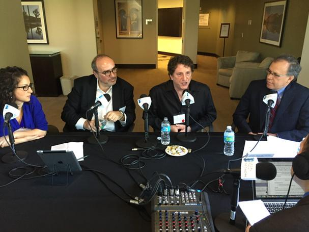 Great #ABAfutures recording with @juditrius @denisweil @LegalNoise and Manny Medrano. ABAesq http://t.co/FkcYEfqGAH