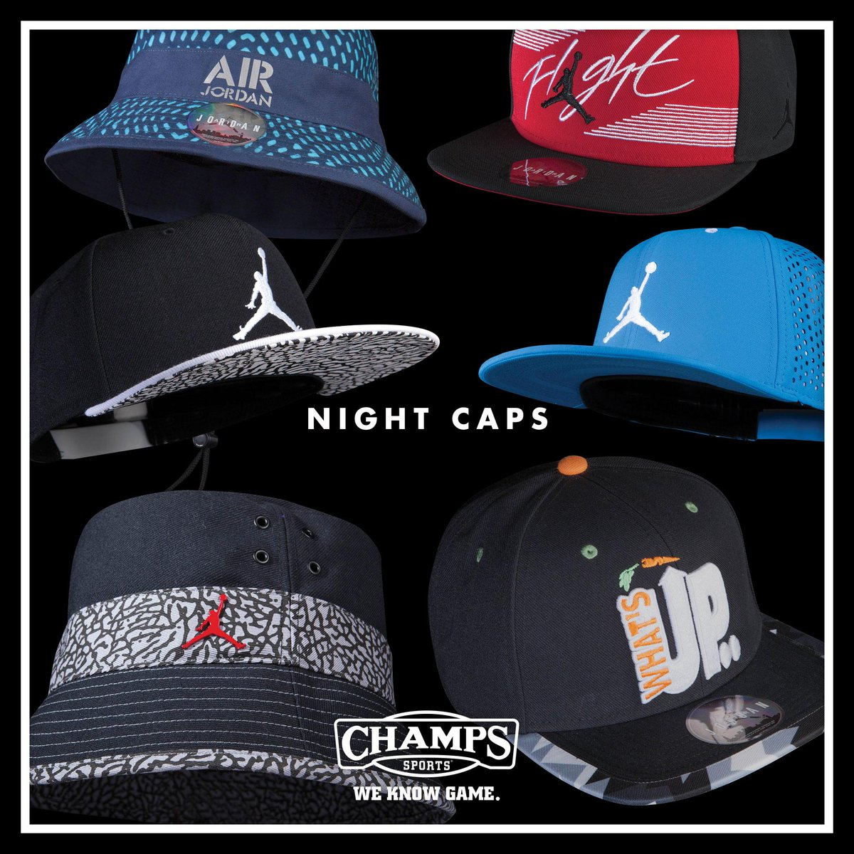 9b806abacb6956 ... where can i buy champs sports on twitter dont sleep on the jordan hat  game. ...