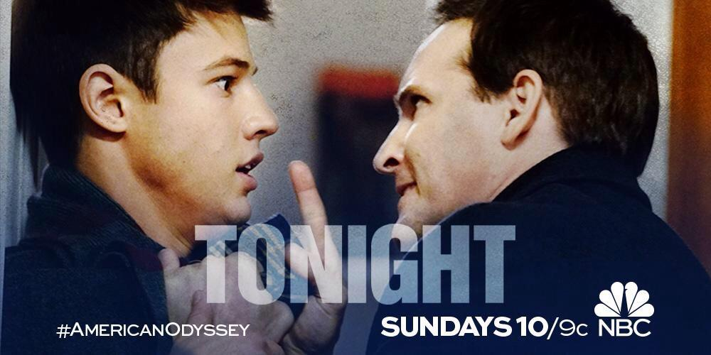 RT @WynterSarah: Decker does Dallas tonight on @NBCOdyssey this is the real fight of the year @camerondallas @peterfacinelli 👊 http://t.co/…