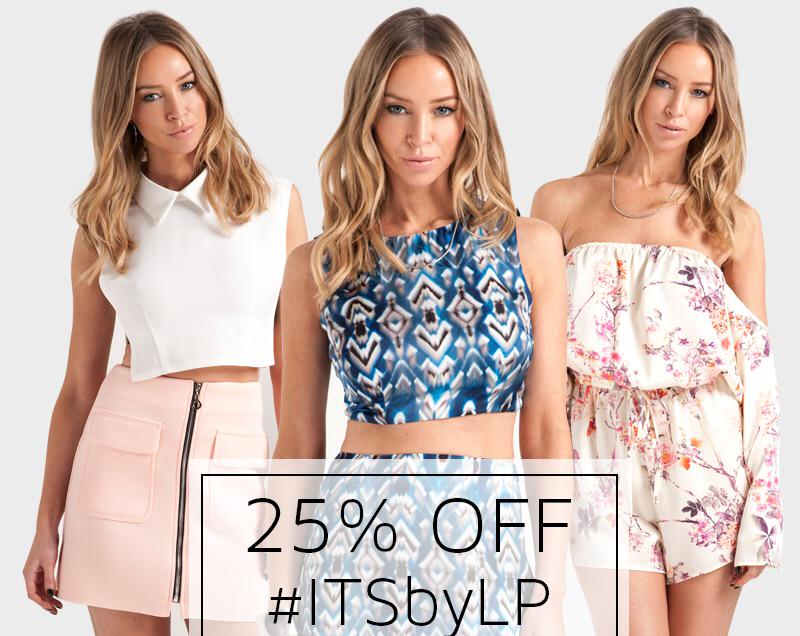 RT @inthestyleUK: Get ready....  Bumper Bank Holiday...  Starting at 9am....  25% off @LaurenPope range for ONE DAY! Code revealed 9am http…