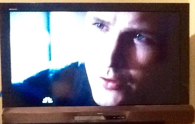 RT @Sandy_DDubfan: Look at the intensity in the face of adversary! Love it! @peterfacinelli #AmericanOdyssey @NBCOdyssey http://t.co/UGDxbo…