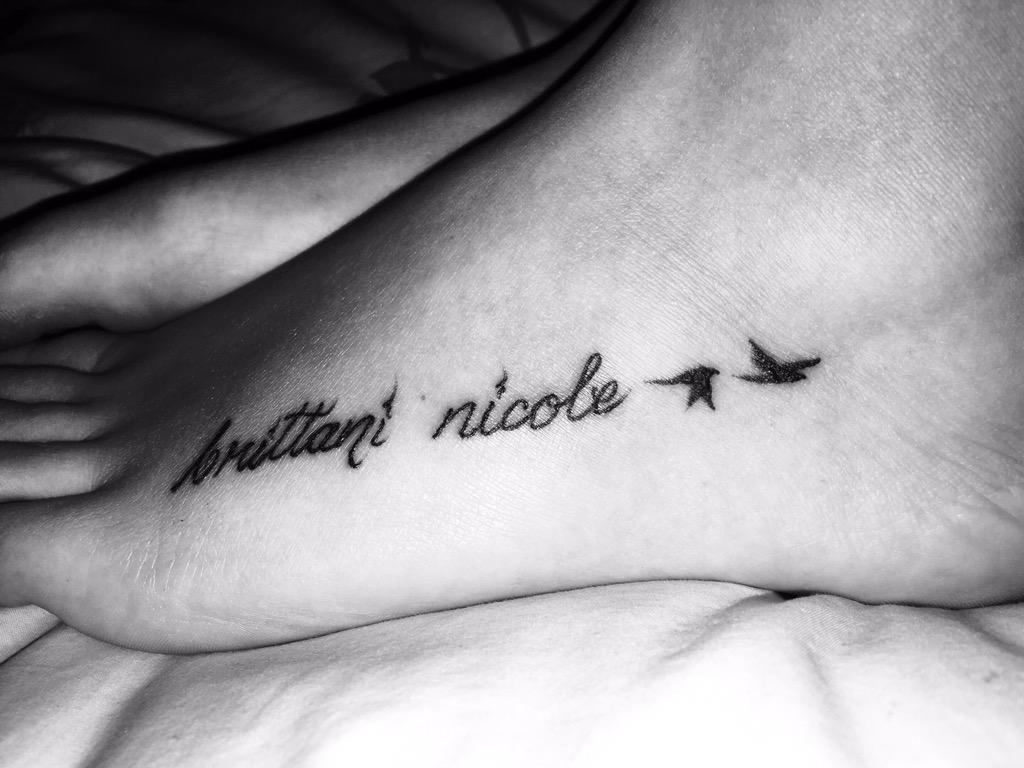 Mikayla Wells On Twitter Sister Tattoos Rest In Peace To My Twin