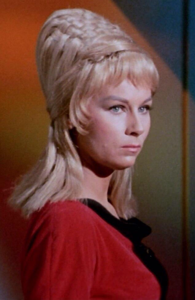 "Grace Lee Whitney of ""Star Trek"" has died. I met her at 1980s conventions. Nice lady. http://t.co/nRWS1Q6U5o"