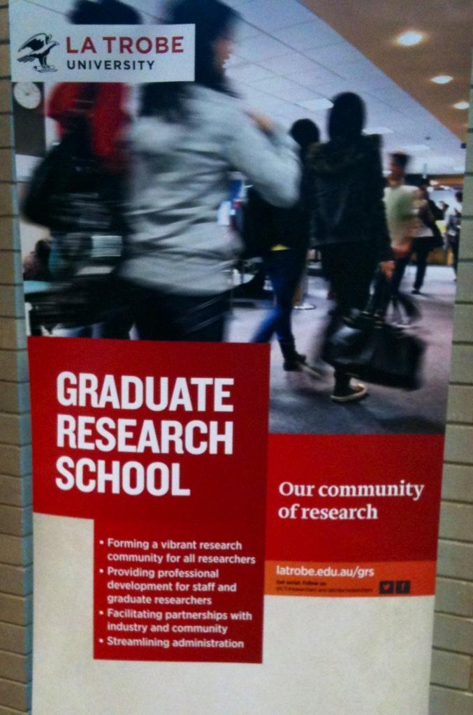 Thumbnail for Launch of La Trobe University's Graduate Research School