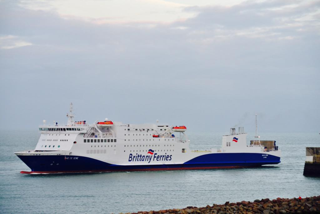 [Brittany Ferries] Liaison : le Havre – Portsmouth.  CEIw4oPW0AApQmM