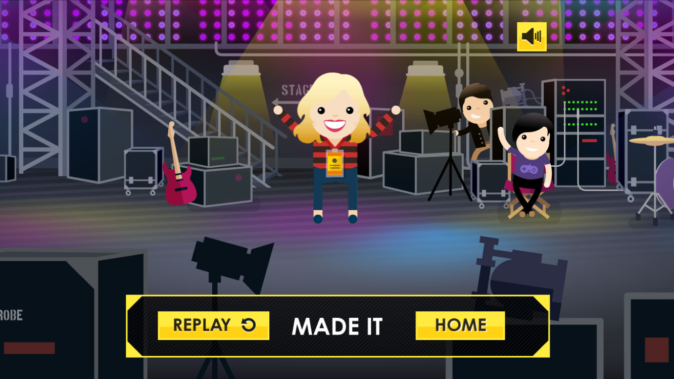 RT @kirsties91: I've earned @Fearnecotton her Hackstage Pass @BBCR1 😁 - - Love this game! http://t.co/wl4kQVYo0a http://t.co/UOwNIJOr2z