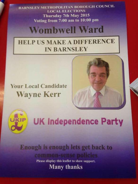 UKIP - the gift that keep on giving. http://t.co/If5ibAsnja