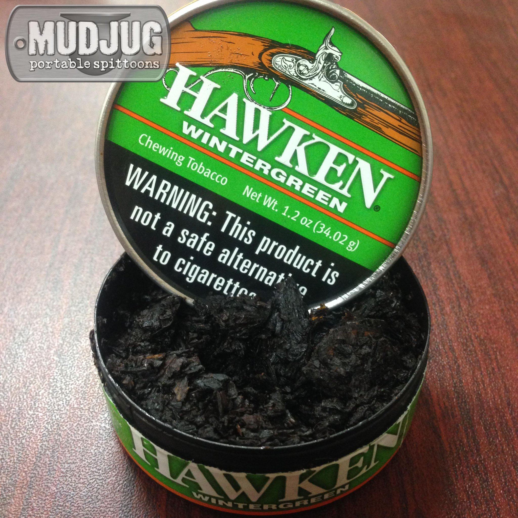 "Darcy MUDJUG Compton on Twitter: ""Hawken Wintergreen..Chew ..."