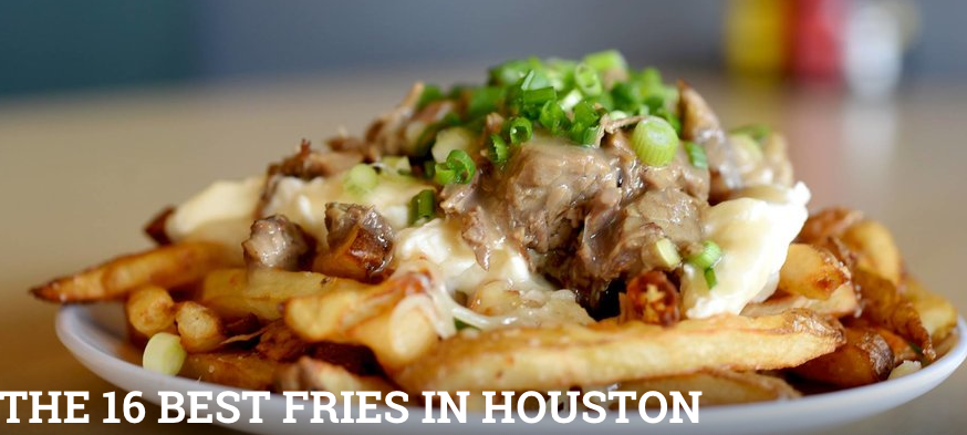The 16 Best French Fries in Houston: http://t.co/Ocw2uY7UCJ http://t.co/Di6ymcwVqV
