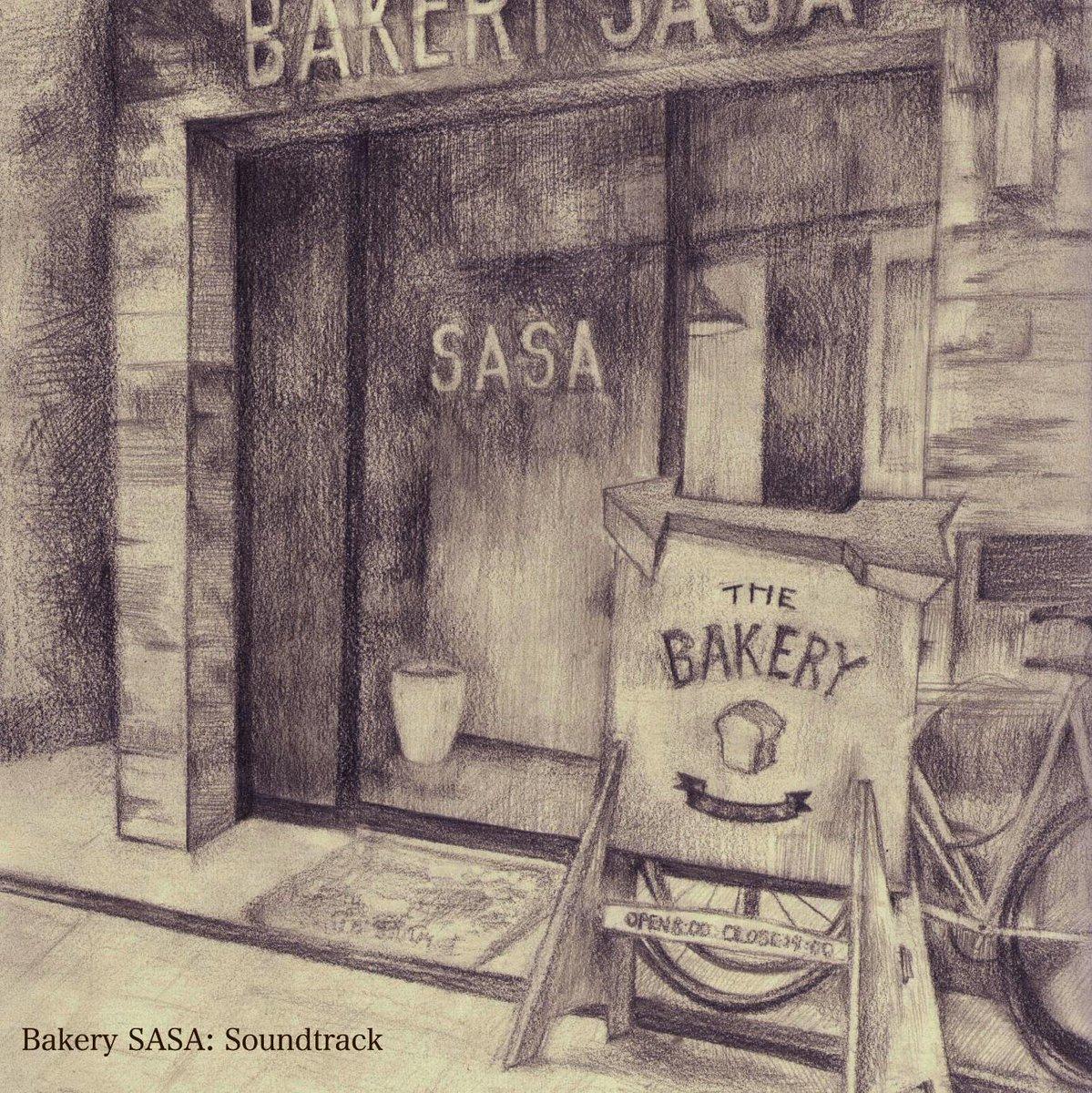 【重大発表】 5/21日に笹塚『Bakery SASA』というパン屋で期間&枚数限定CDを発売!『SASA soundtrack』全11組11曲収録(未発表7曲)更に5/12◯◯で先行販売!http://t.co/eHjaHK0zNL http://t.co/YWddDqXK4I