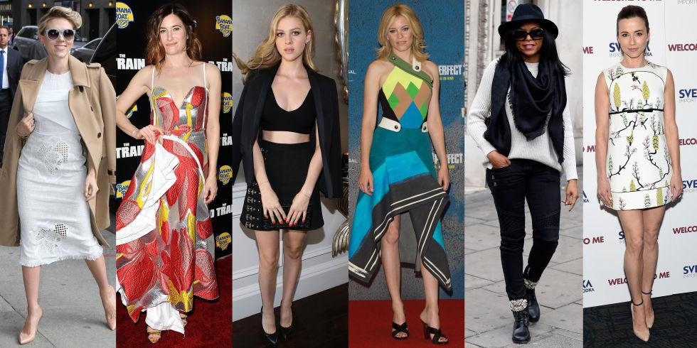 The best-dressed stars of the week demonstrate that it's finally spring! http://t.co/Zt0TBFDuxm http://t.co/EizNJdqxwa