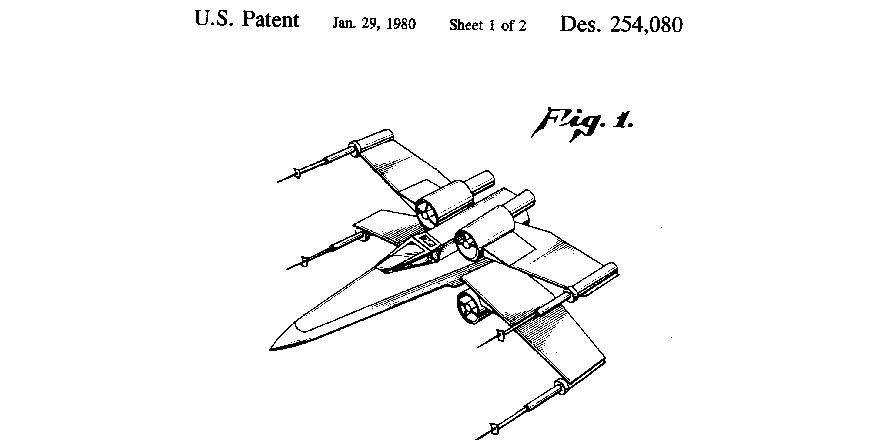 #Patent issued by our satellite office in a galaxy far, far away #MayThe4thBeWithYou @StarWars http://t.co/yBf3IYco9R
