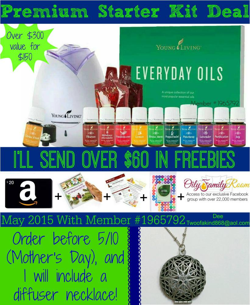 Don't miss this #YoungLiving #EssentialOils #MothersDay #DEAL with over $60 in #FREEBIES  http://t.co/gZsuiazU9F http://t.co/Odi30QhGGu