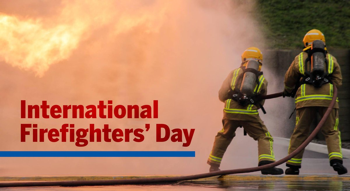 It's International Firefighters Day #IFFD http://t.co/fmInQJRyKD