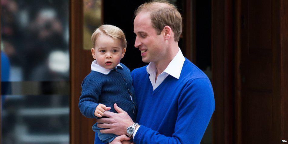 #RoyalBaby has been named Charlotte Elizabeth Diana