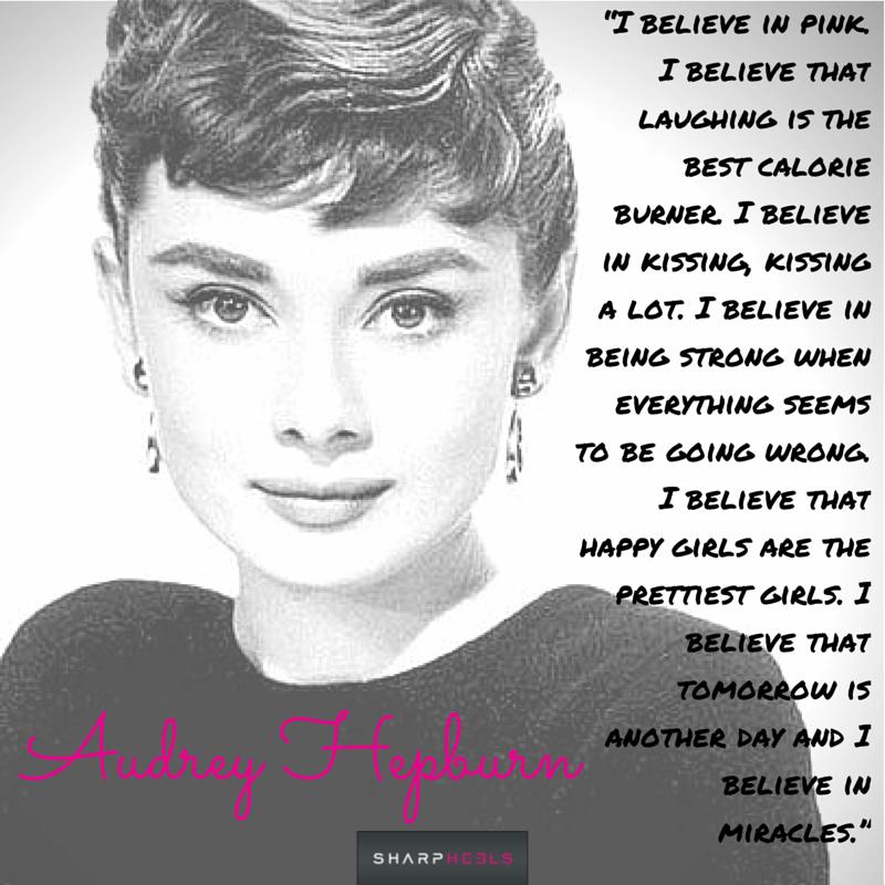 "SharpHeels On Twitter: ""Happy Birthday #AudreyHepburn ""I"