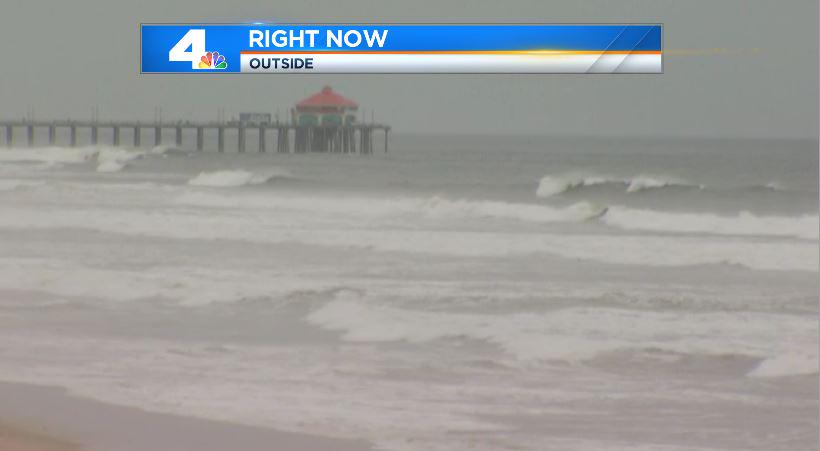Our live camera in huntington beach  surfline reports 15-18