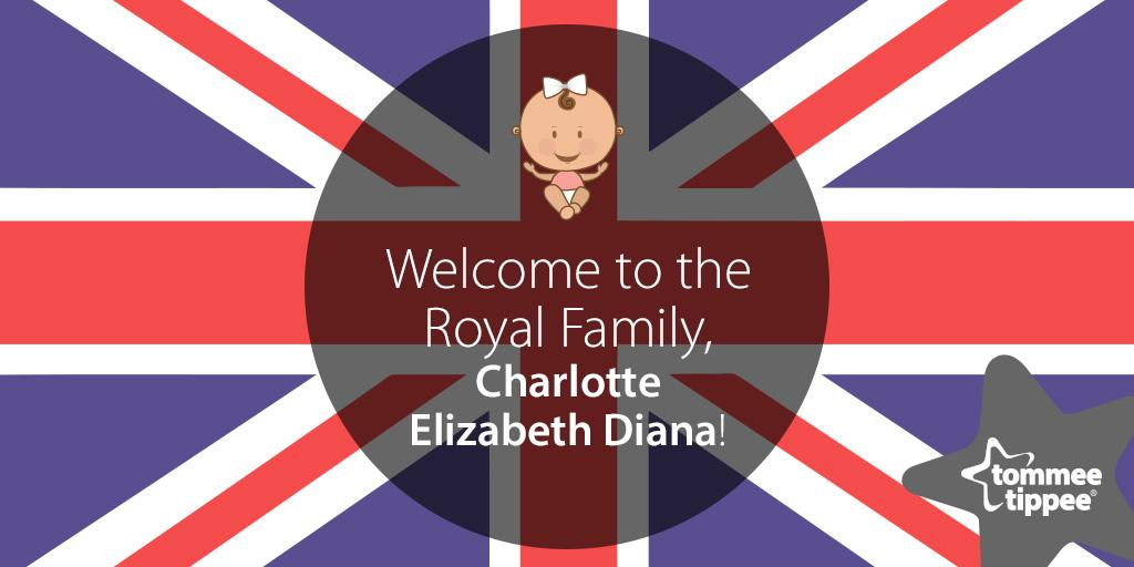 The #RoyalBaby is here! Follow us & RT this and we'll give a dozen 2pk pacis to one lucky winner on 5/5! http://t.co/7MBAKOnBLn