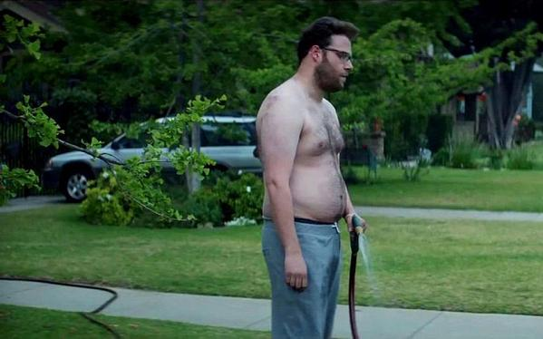 The #Dadbod. It's being called the men's look for 2015. What do you think of it?