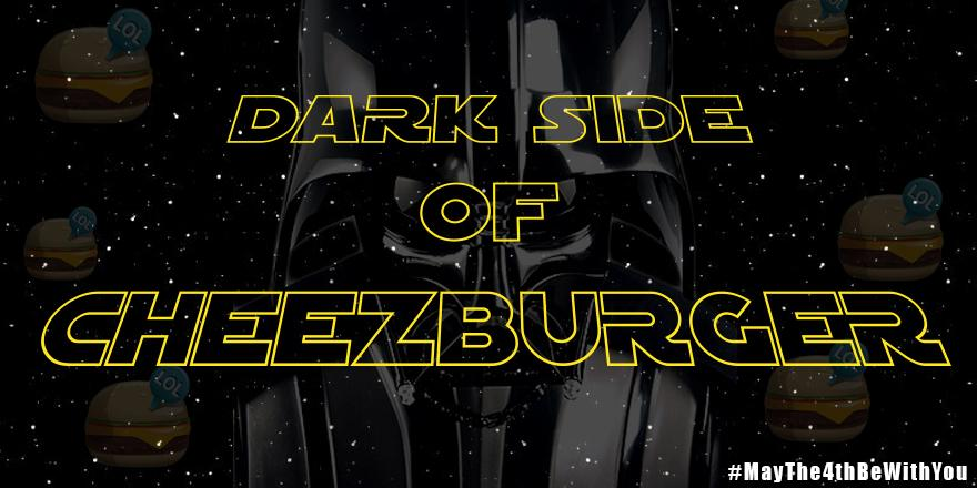 We've embraced the power of the Dark Side and relinquish control of Twitter to @DepressedDarth. #MayThe4thBeWithYou http://t.co/oozFe7pyn0