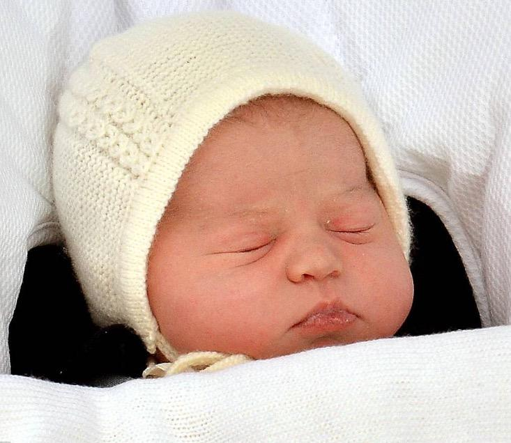 Aww #WilliamandKate what a beautiful princess you have made with a beautiful name 'Charlotte Elizabeth Diana'😍😊👶 x http://t.co/6P6ZXWG4BW