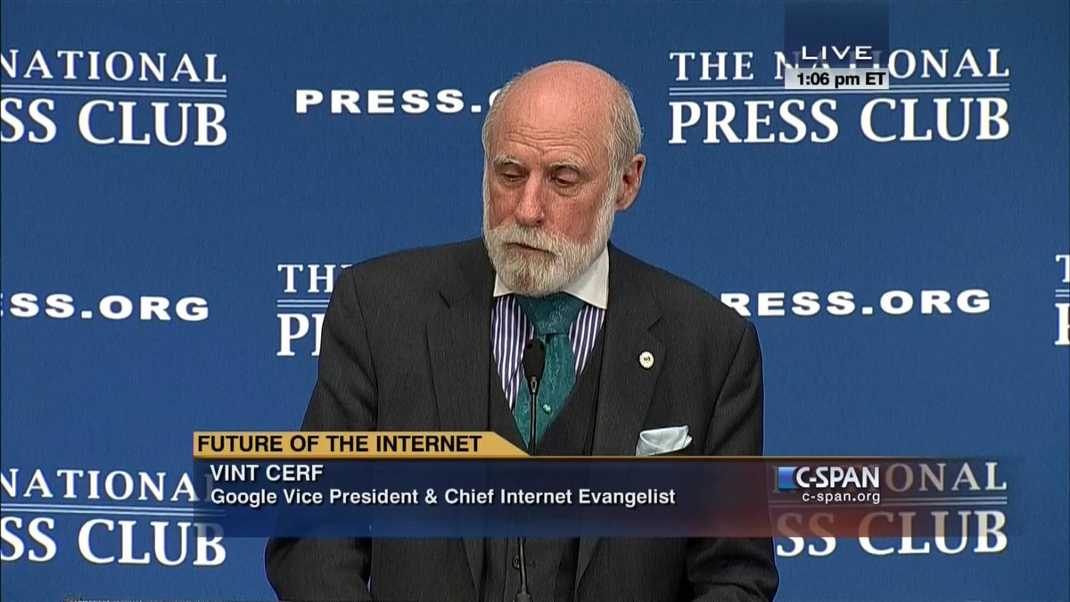 'Father of internet' speaks out against govt demand for back doors in encryption