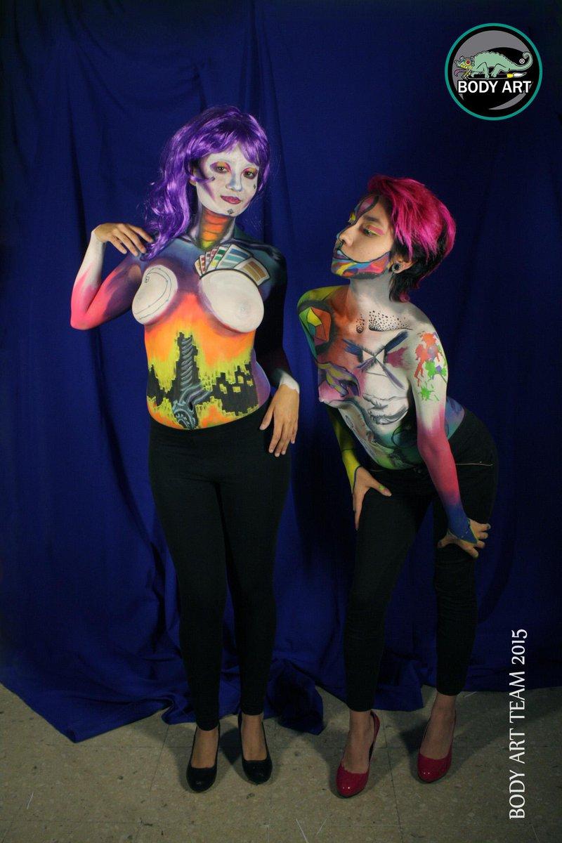 Body Art Team Mexico On Twitter Diseno Arte Dualidad Simultaneidad Http T Co Nmxvmsxkzo