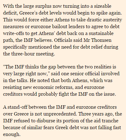 This, more than sidelining Varoufakis, seems to have been what the IMF wanted to talk about in Riga. http://t.co/SfyLWEs5Rd