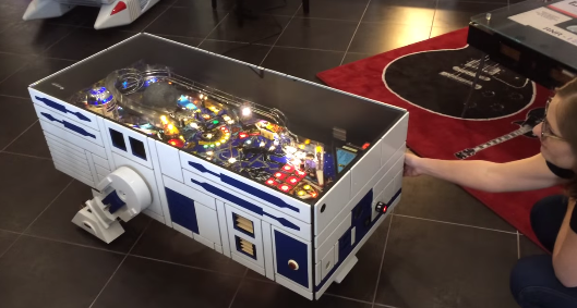 I'd want R2-D2 pinball coffee table...except made of the actual R2-D2. #MayThe4thBeWithYou   http://t.co/gPeXwHQfFu http://t.co/HPoV5JshTL