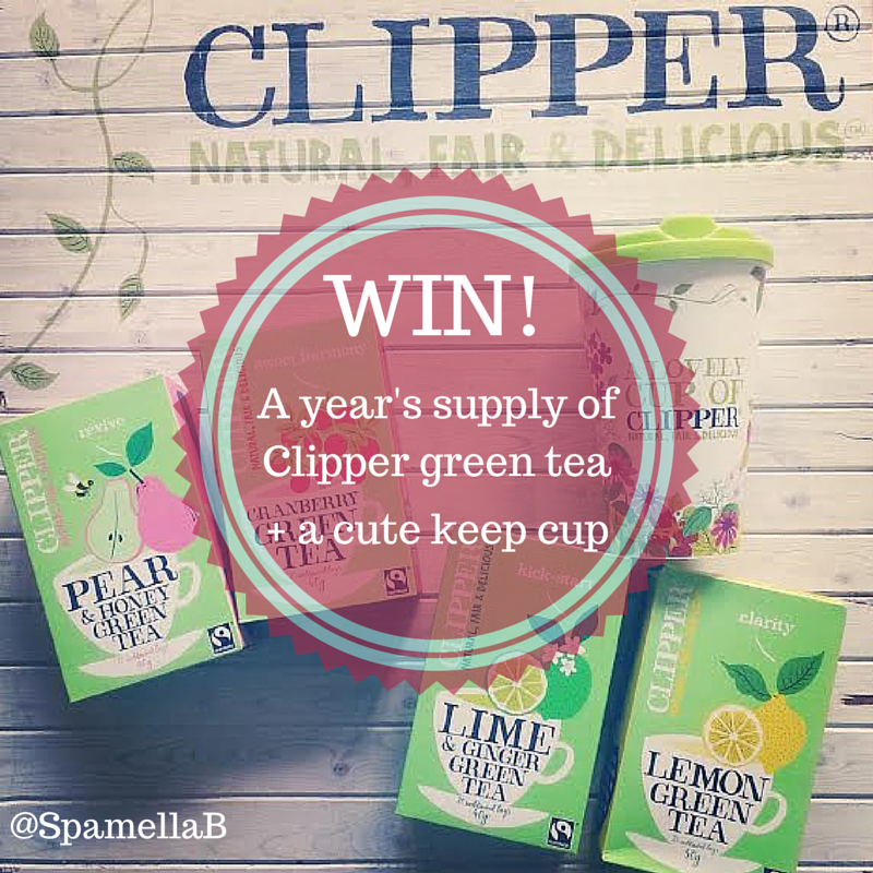 WIN! A year's supply of @clipperteas #greentea! Follow, RT and reply saying #unbleachedbags between 8-9pm. Good luck! http://t.co/xsRjyopdmp