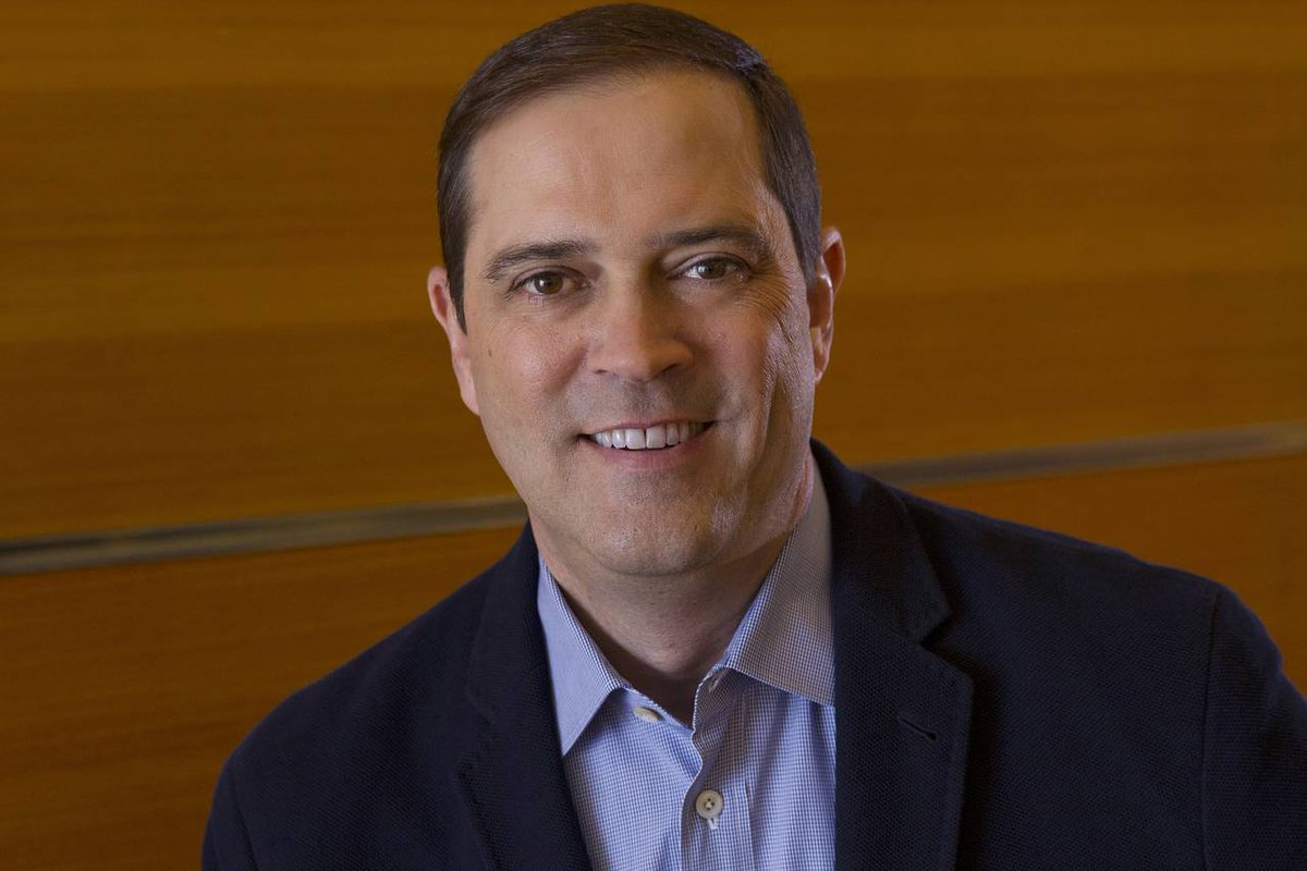 Cisco's new CEO played junior varsity basketball at UNC. He scrimmaged against Michael Jordan